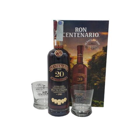rum centenario